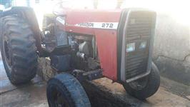 Trator Massey Ferguson 272 4x2 ano 94