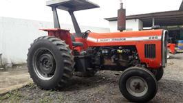 Trator Massey Ferguson 296 4x2 ano 90