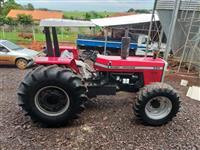 Trator Massey Ferguson 299 4x4 ano 94