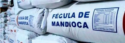 Fecula de mandioca / amido / Polvilho / Goma