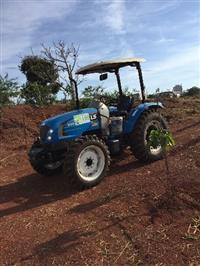 Trator Ls Tractor U60C 4x4 ano 16