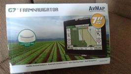 Vendo GPS modelo G7 Farmnavgator ( NOVO NA CAIXA )