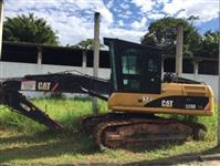 Escavadeira Caterpillar 320D FM 2014