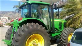 Trator John Deere 6145 4x4 ano 14