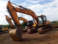 Escavadeira SANY 2014 22 toneladas