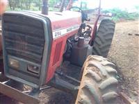 Trator Massey Ferguson 292 Turbo 4x4 ano 90