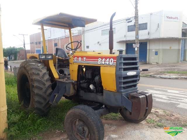 Trator Cbt 8440 4x2 ano 90