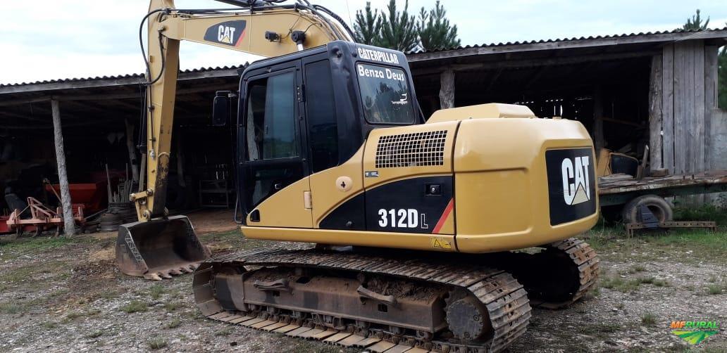 Escavadeira 312DL