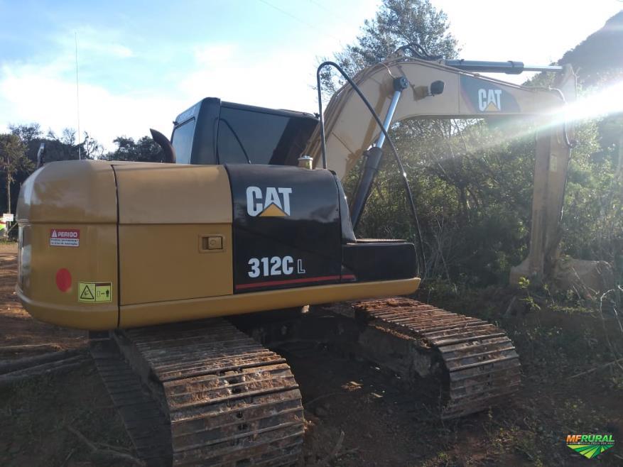 Escavadeira 312CL