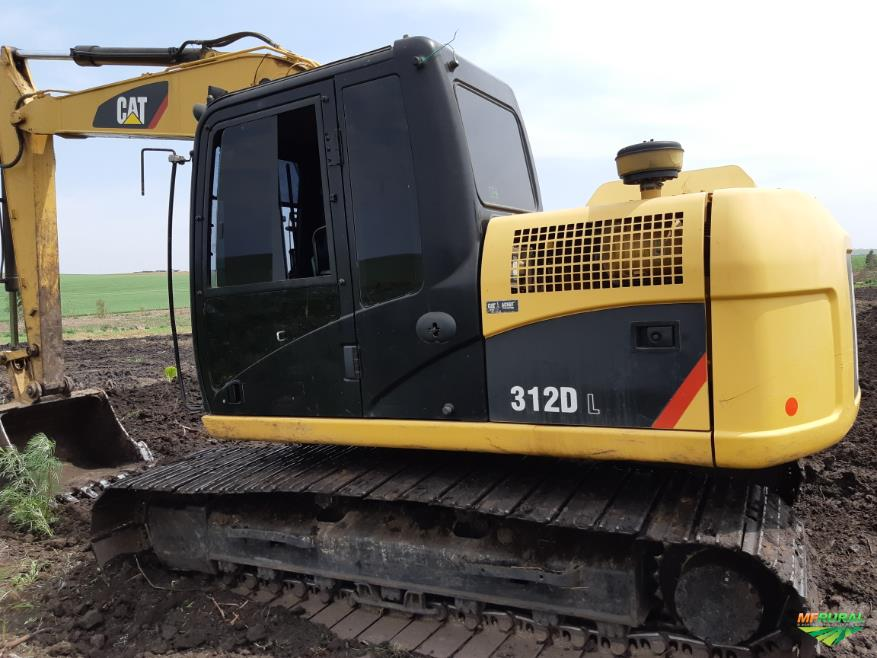 Escavadeira hidráulica 312DL