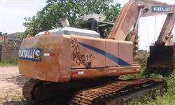 Escavadeira Hidráulica Fiatalis FX-215, Ano: 2004