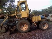 Trator Carregadeiras ford 6630 4x4 ano 99