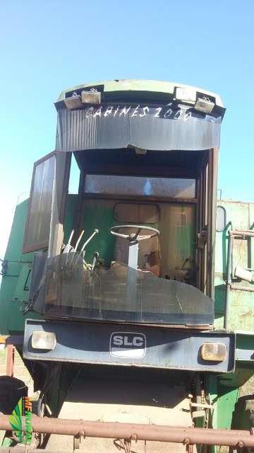 Colheitadeira Slc 6200 88 inteira ou em partes
