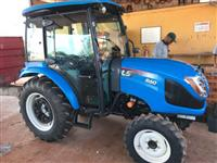 Trator Ls Tractor R60 4x4 ano 15