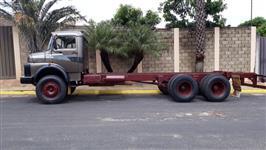 Caminhão Mercedes Benz (MB) L 1318 ano 87