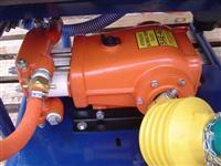 Pulverizador 600 PEC área de aplicação 10mt,Lanças laterais c/mangueira 10mt