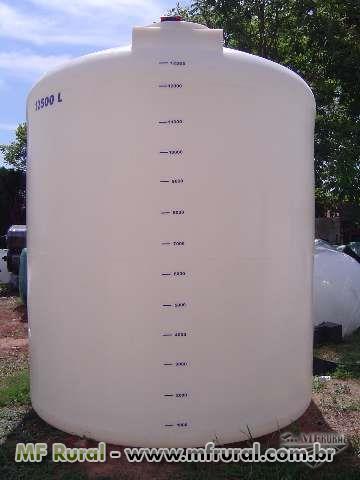 Tanque vertical fundo plano em polietileno capacidades for Tanque de 5000 litros