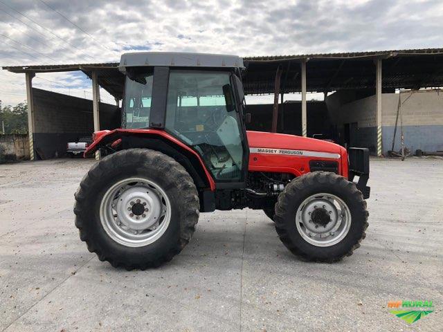 Trator Massey Ferguson 5275 4x4 ano 05