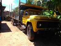 Caminhão Ford  22000 traçado ano 82