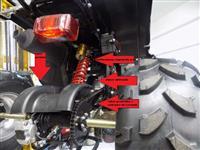 Quadriciclo utilitario automatico 150cc por apenas r$ 10.600,00
