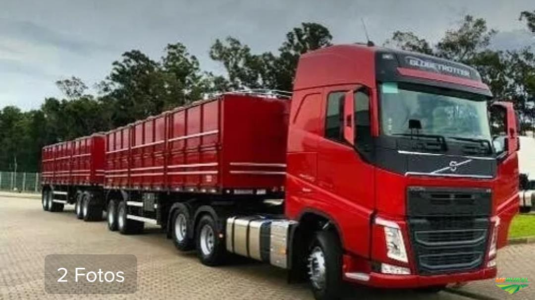 Caminhão Volvo FH 540 2018 ano 18