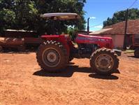 Trator Massey Ferguson 255 Advanced 4x4 ano 14