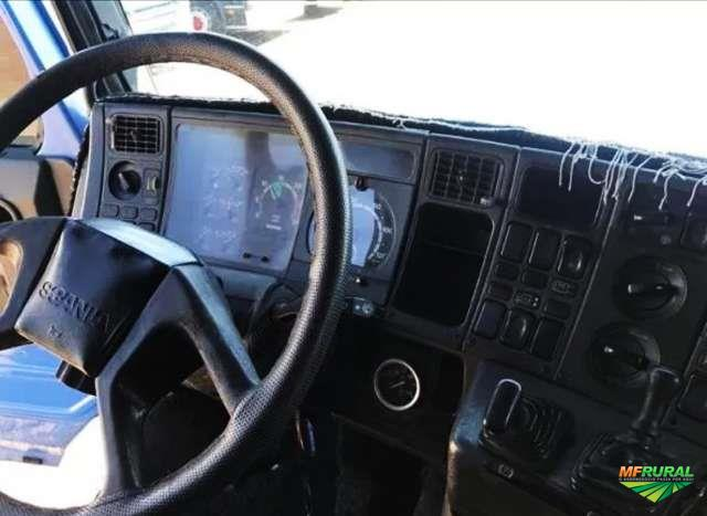Caminhão Scania 113 360 ano 98