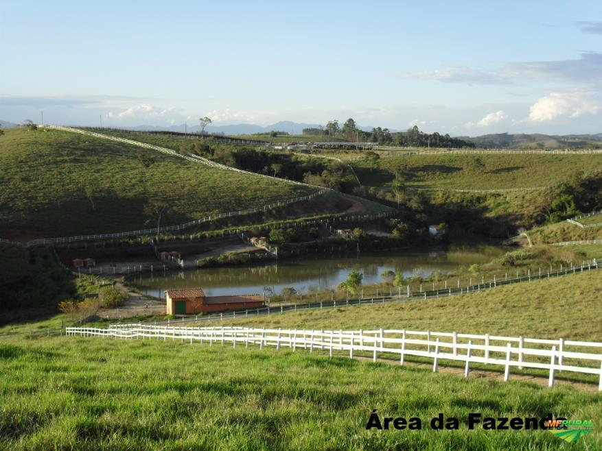 Haras 40 Alqueires todo formado com lagos, casa sede em Santa Isabel/SP