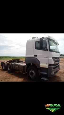 Caminhão Mercedes Benz (MB) 3344 Cavalo ano 15