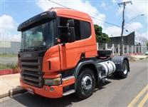 Caminhão Scania P340 ano 09