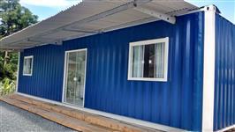 Casa container 30m2 com 2 quartos, container,  pre fabricada, modulada em 30m2 em itajai