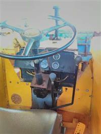 Trator Cbt 2105 4x2 ano 88