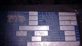 01 Conjunto de Irrigação  Motor