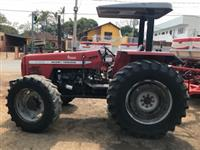 Trator Massey Ferguson 265 Advanced 4x4 ano 03