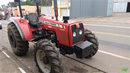 Trator Massey Ferguson 283 Advanced 4x2 ano 08