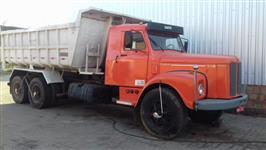 Caminhão Scania 112 ano 77