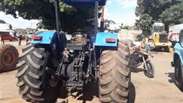 Trator New Holland 7630 4x2 ano 09