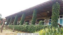 Fazenda Ideal P/eventos Porteira Fechada 48 Hectares Reserva Preservada Barata!