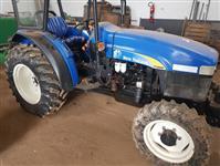 Trator New Holland TT 3880 4x4 ano 14