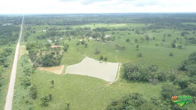 Fazenda no Estado do Acre