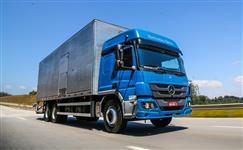 Caminhão Mercedes Benz (MB) 2425 6x2 ano 15
