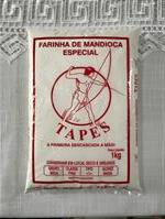 Farinha de mandioca Tapes