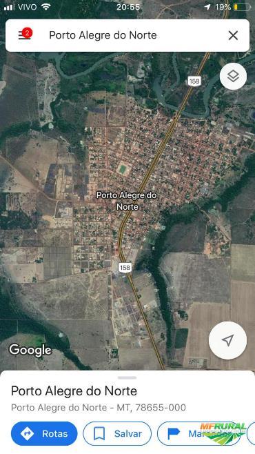 Fazenda Porto alegre do Norte