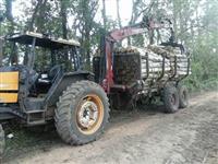 Trator Valtra/Valmet 1280 R 4x4 ano 05