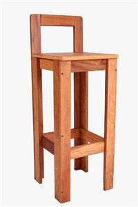 Cadeira Alta com Encosto