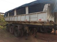Outros Caminhão CARRETA CAÇAMBA ano 87