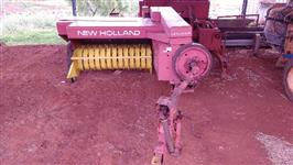 Enfardadeira new holland 310