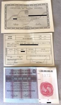 Letra do Tesouro Nacional Periciada Serie H Ltn