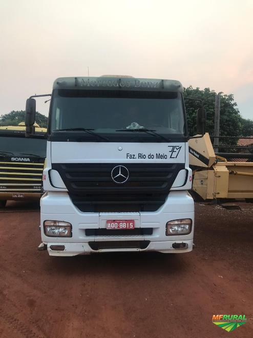 Caminhão Mercedes Benz (MB) 2540 ano 08