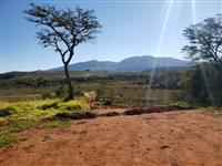 Fazenda no Sul de Minas. Bela vista para a Chapada das Perdizes.
